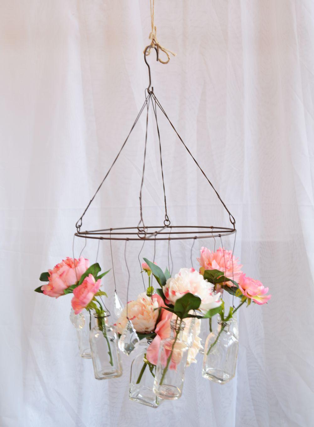Rustic Glam Wedding Decorations at Afloral.com | Glass Wedding Decor ...