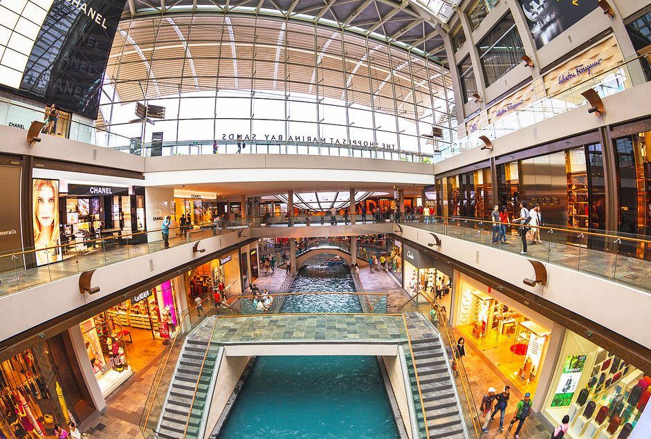 Shopping At Marina Bay Sands | Choose a Place for Relax | Sands singapore, Marina bay sands, Sands hotel