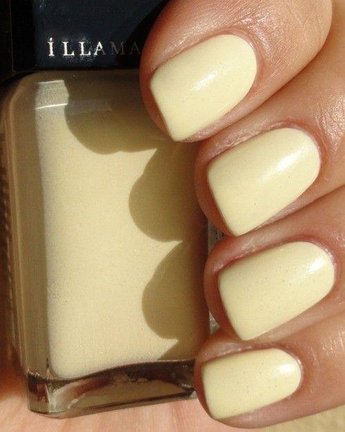 Pastel Yellow Nails Yellow Nail Polish Yellow Nails Gel