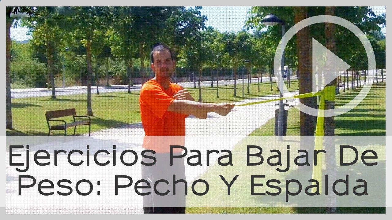¡Nuevo Video! EJERCICIOS PARA ADELGAZAR PECHO Y ESPALDA En este video te voy a enseñar una rutina de ejercicios rápida y fácil para que aceleres la perdida de grasa y le des firmeza a tu cuerpo. En este video estaremos trabajando la zona del pecho y la espalda. Para Ver El Video Haz Clic En --> autoayudapractica...
