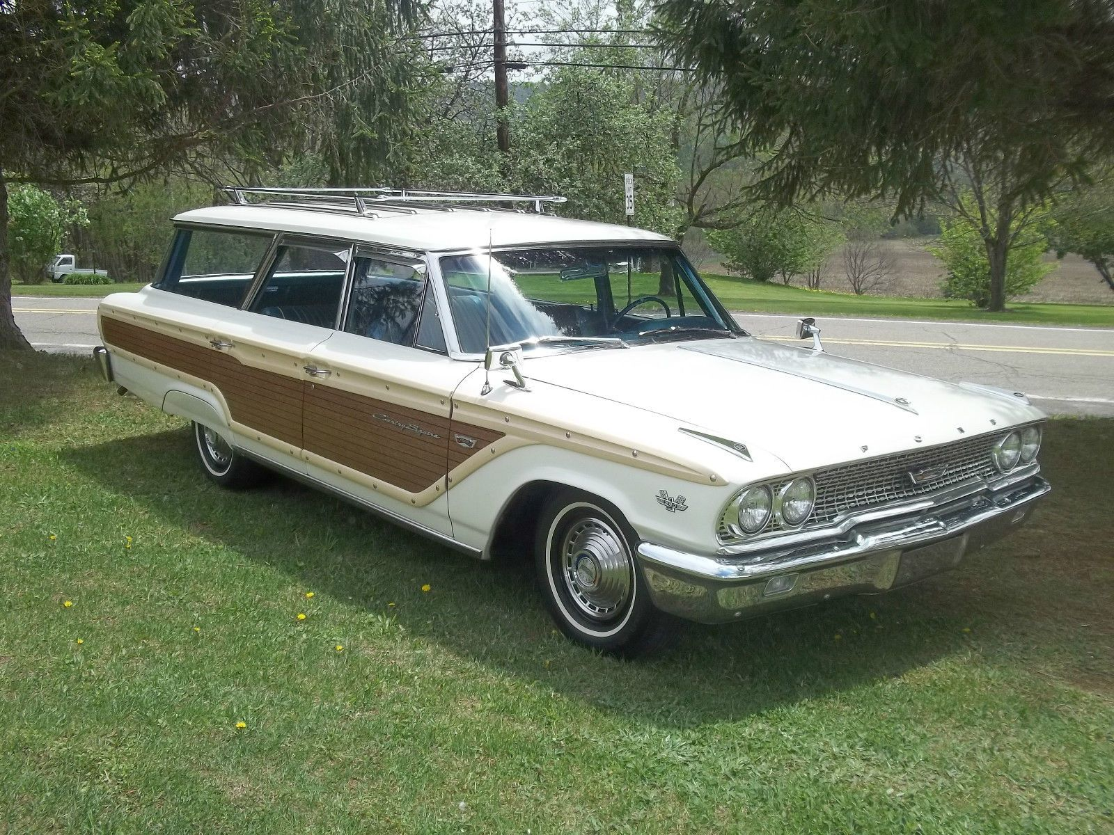 '63 Ford Galaxie Country Squire