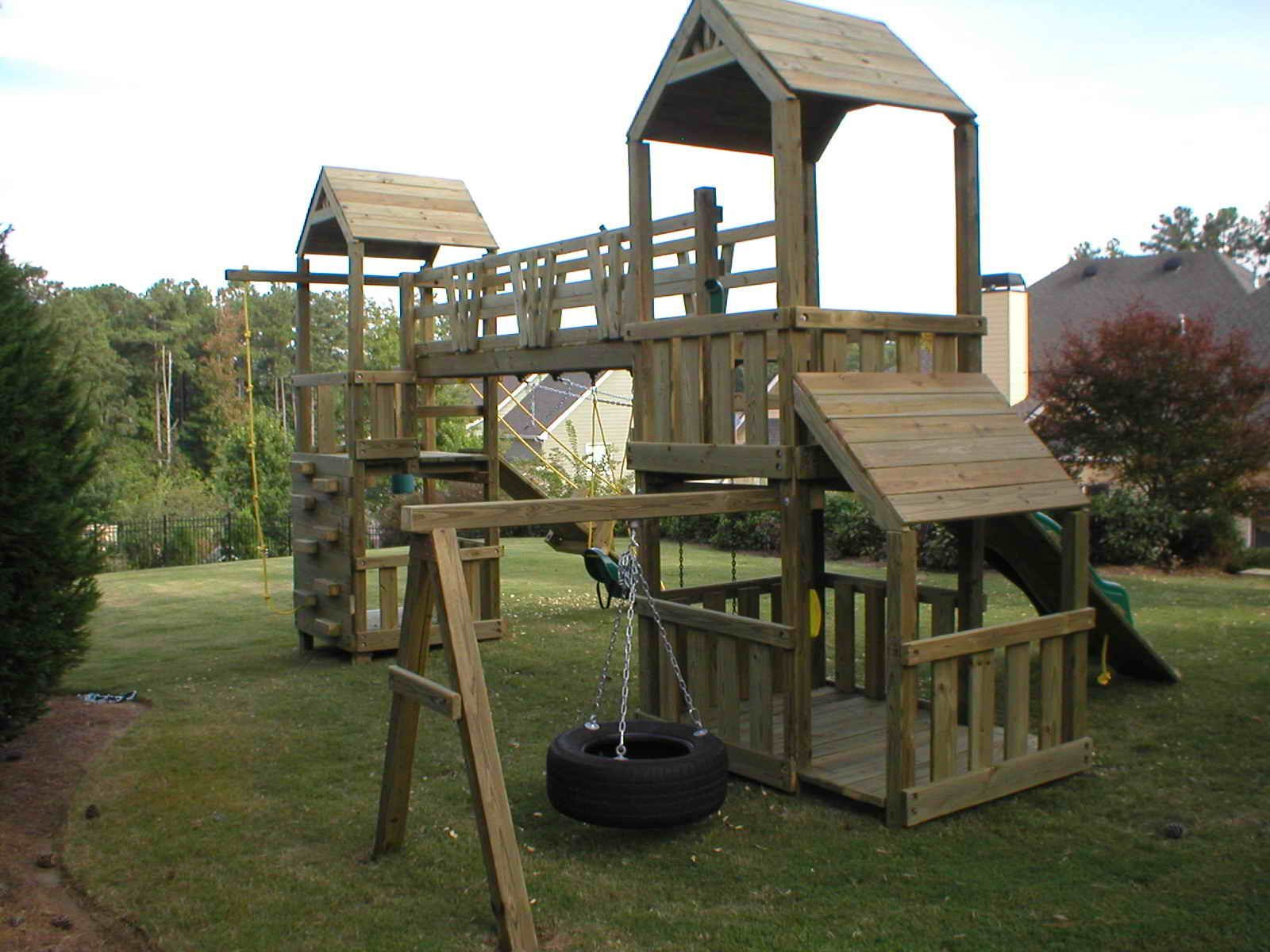 Collecting kids play structure ideas | Outdoor play ...