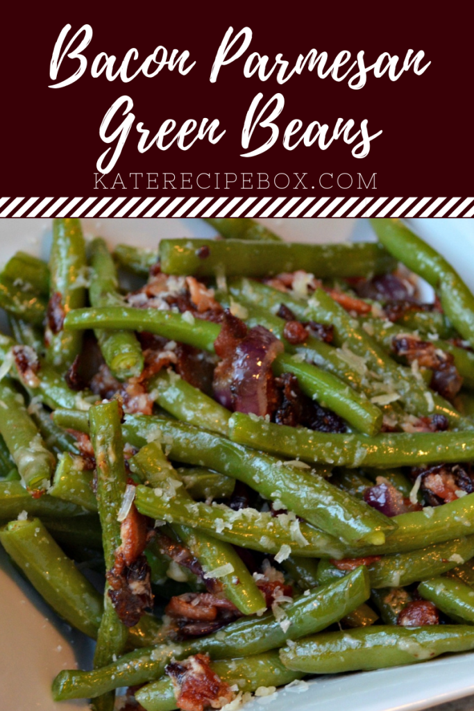 Bacon Parmesan Green Beans -   19 thanksgiving sides recipes green beans ideas