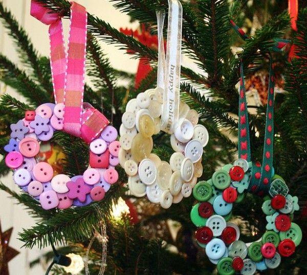 Resultado de imagen de manualidades novedosas para navidad - Como hacer manualidades navidenas para ninos ...