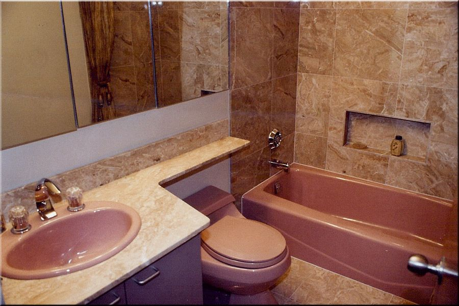Brown And Pink Bathrooms Google Search Pink Bathroom Bathroom
