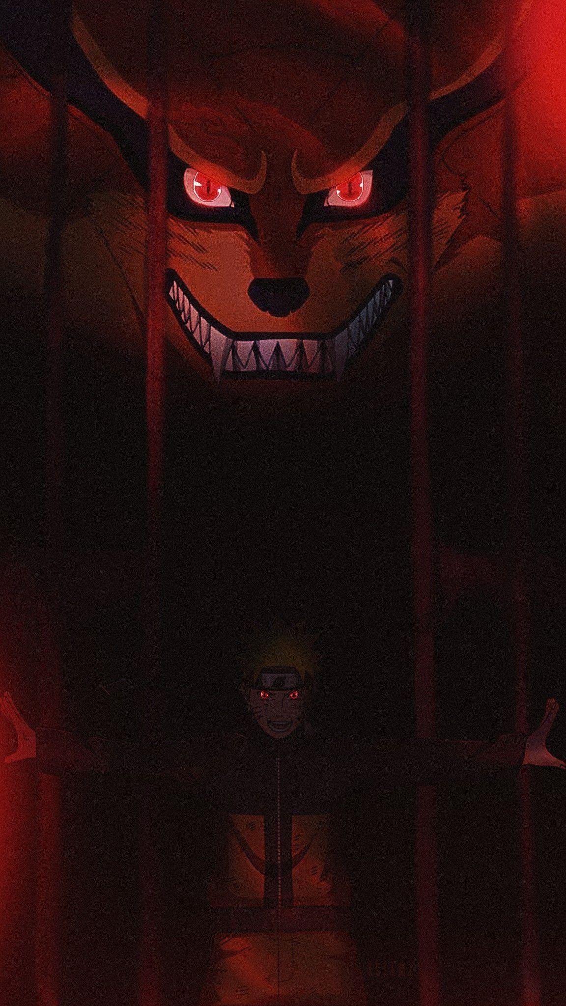 Kurama Naruto Wallpaper