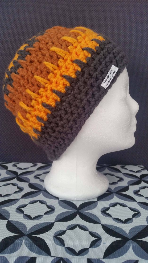 Beanie Boshi Häkelmütze Wie Shiga Von Myboshi Crochet Pinterest