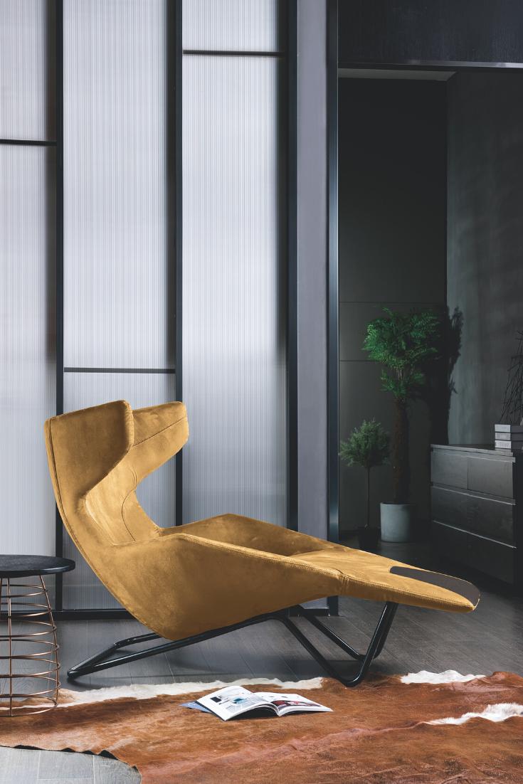 Geneva Chaise Mobelli Furniture Living Living Furniture Furniture Chaise