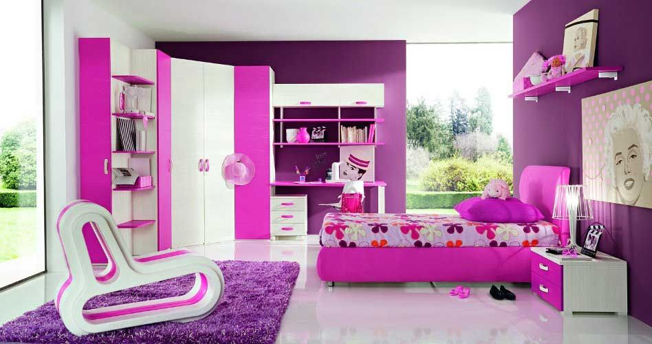 Girls bedroom camera bimbe pinterest acconciature - Camere da letto per ragazze moderne ...