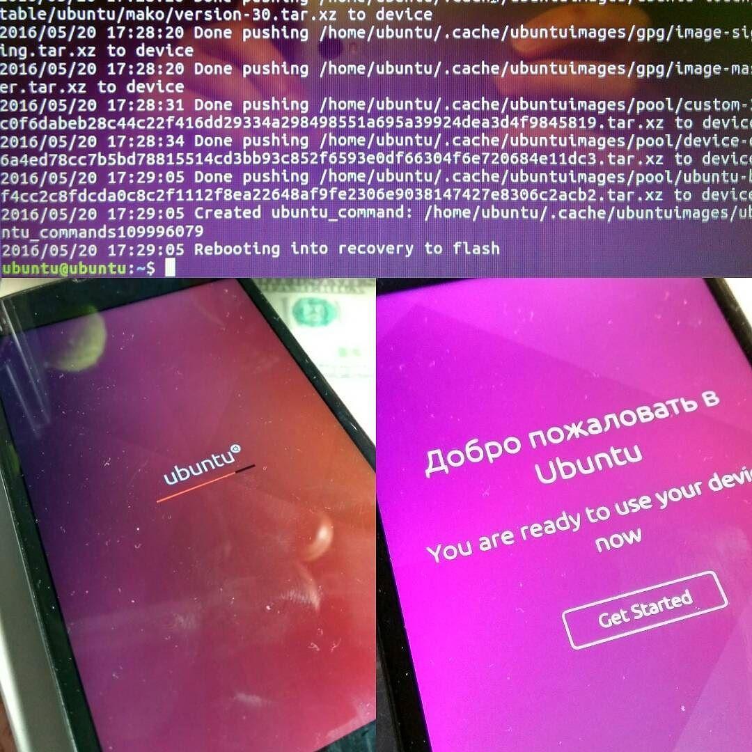 I own an Ubuntuphone now #tech #ubuntu #ubuntuphone #linux by