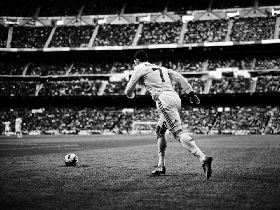 In Beeld De Mooiste Voetbalfoto S In Zwart Wit Preto E Branco Futebol Preto