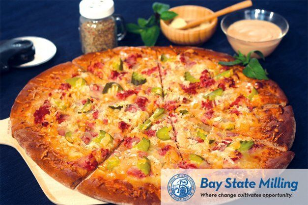 July Pizza of the Month: The Reuben