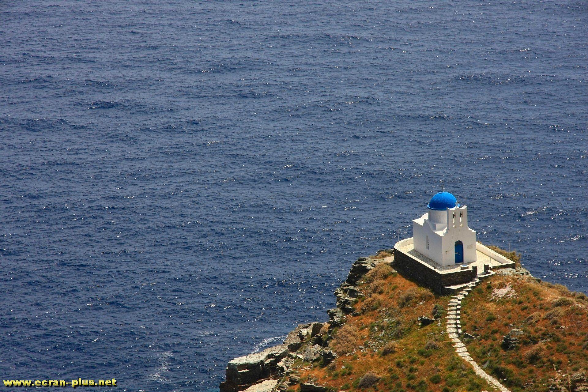 Chapelle a Kastro - Sifnos - Cyclades - Grece