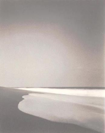 """Lumahai Beach # 3, 1997"" by Tom Baril"