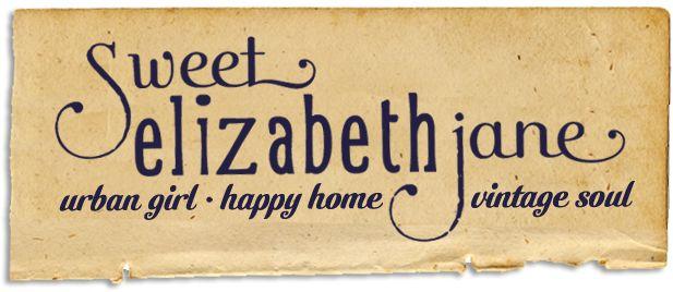 Sweet Elizabeth Jane | Historic Ellicott City