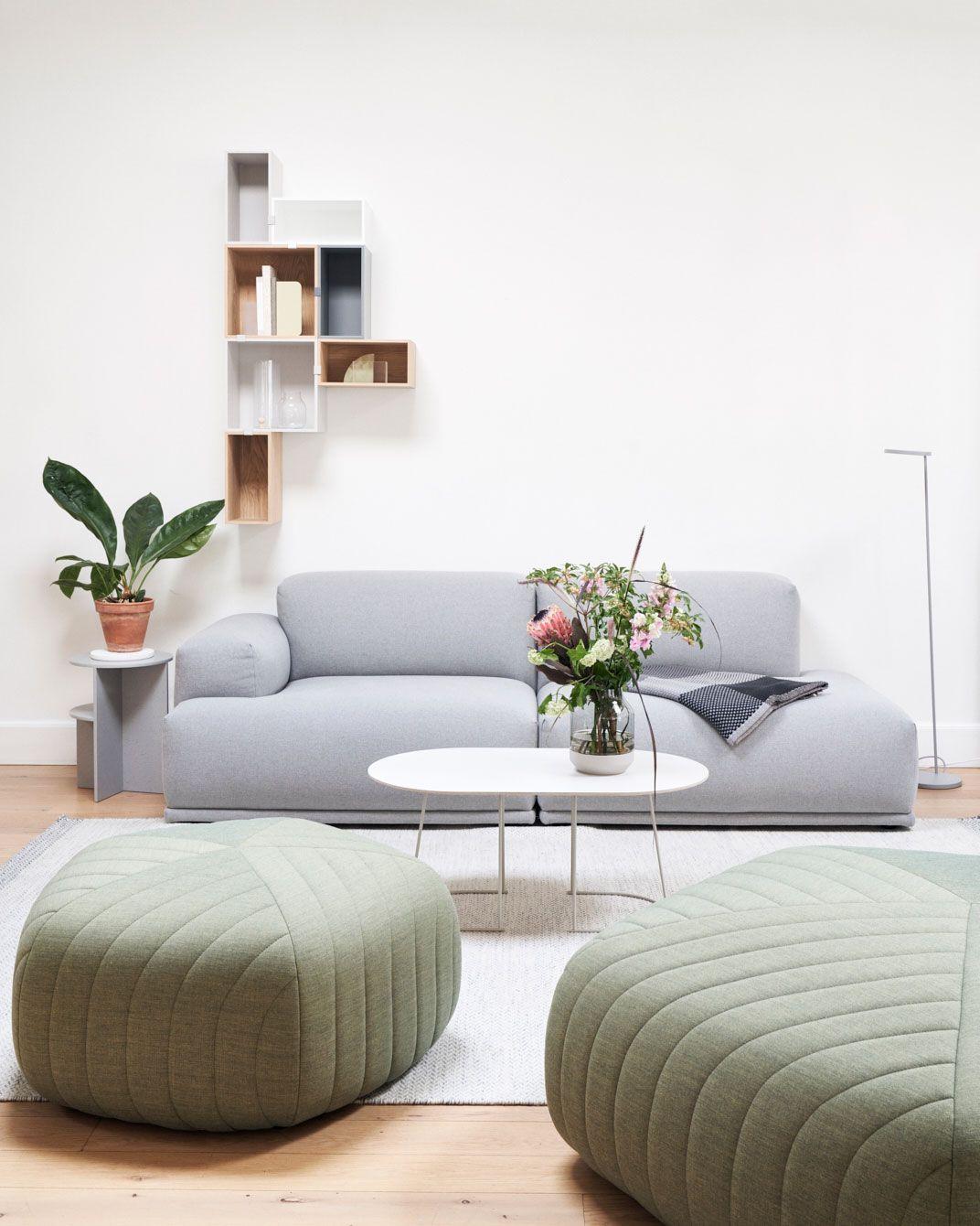 Modern And Comfortable Scandinavian Modular Sofa Inspiration From