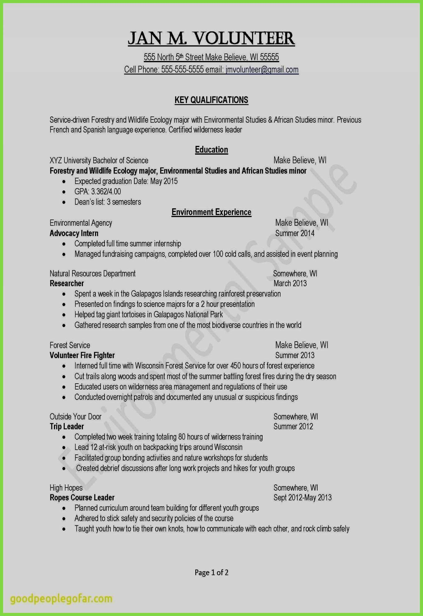67 awesome stock of sample resume for high school guidance