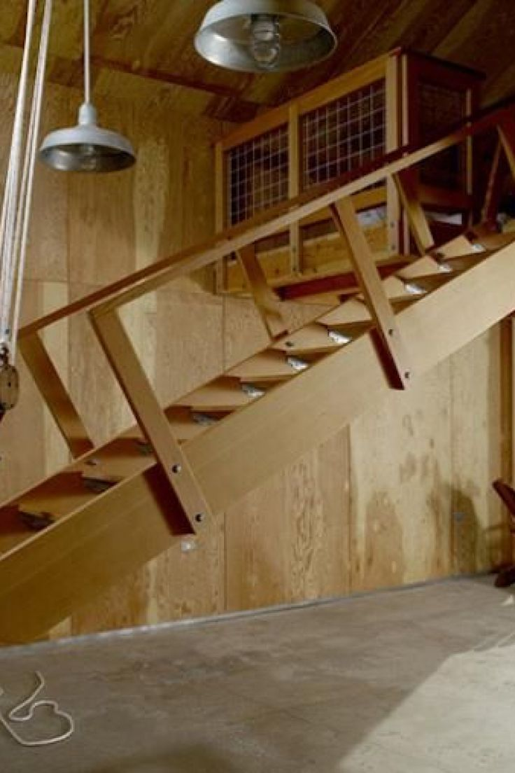 14 Easy Garage Stairs Pictures 2019 Garage stairs
