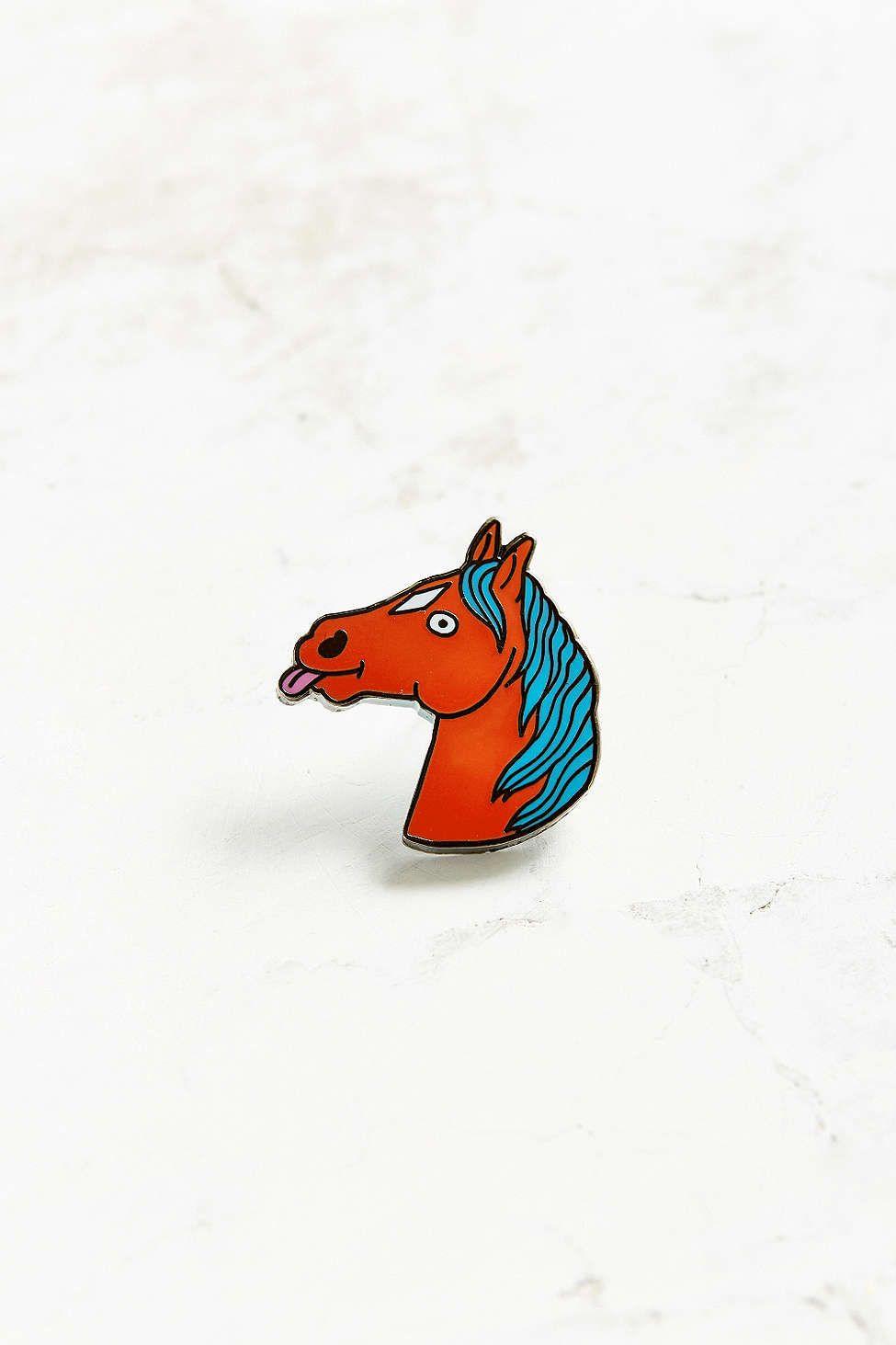 Big Bud Press Horsey Pin