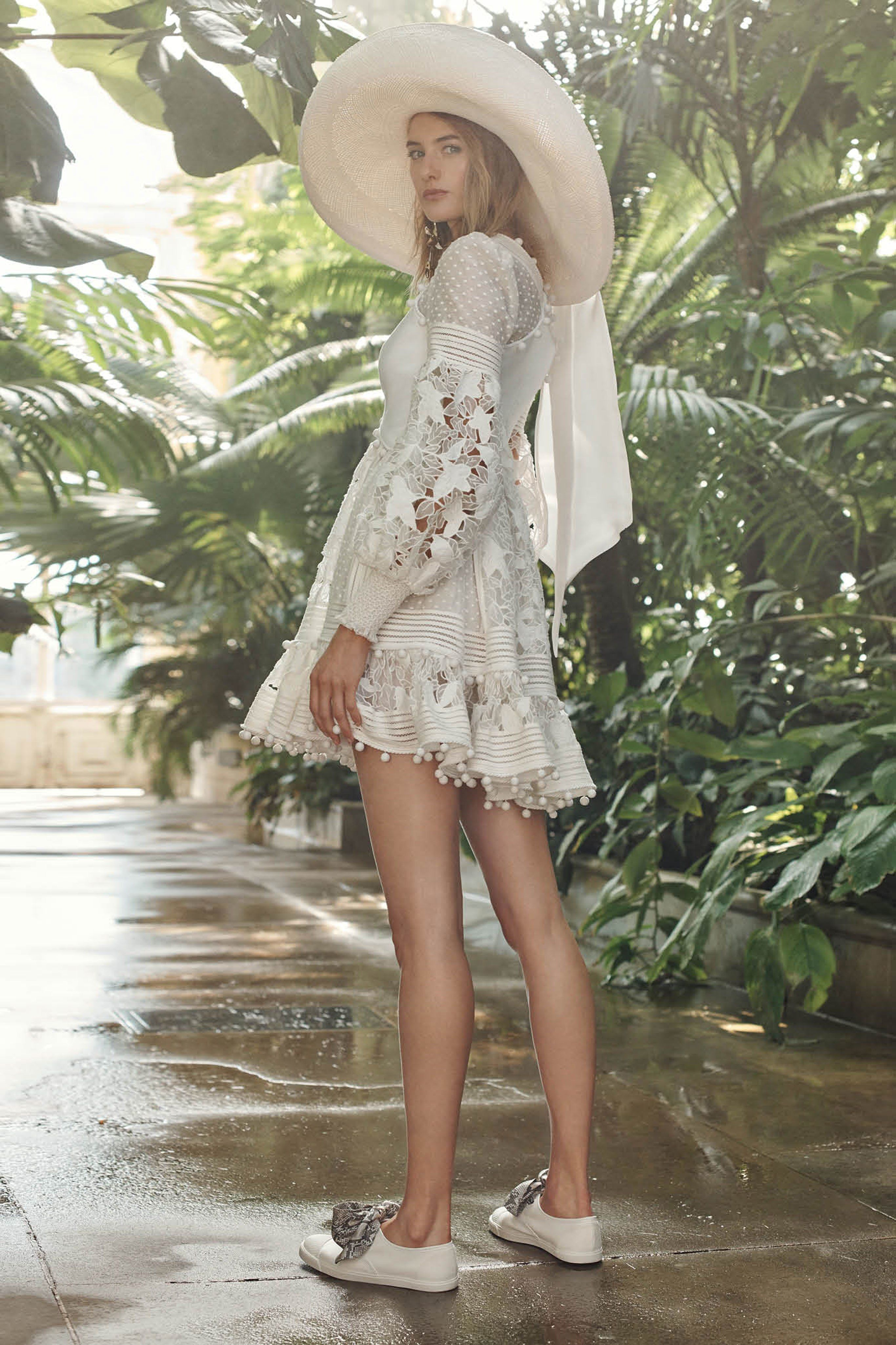 Zimmermann resort fashion show resorts collection and clothes