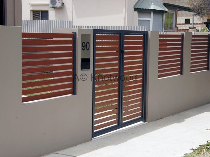 Image Result For Modern Fences Make It In 2019 Fence