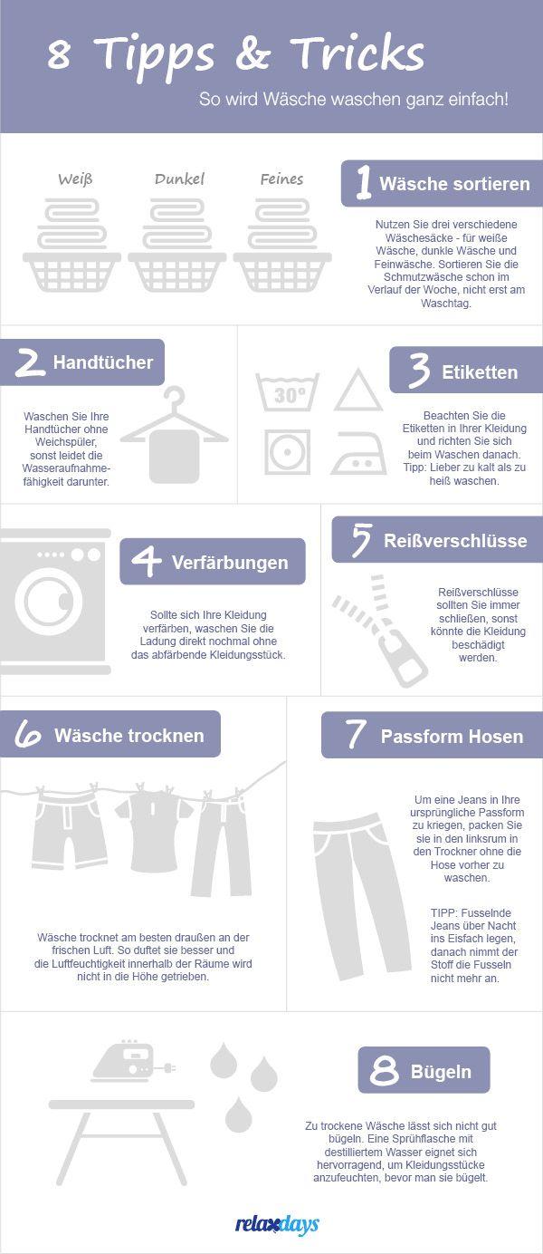 Wann man eine Jeans ins Eisfach legen sollte und viele andere Tipps rund ums Thema Wäsche waschen... Wäschesammler und -trockner findet ihr gleich hier: https://relaxdays.de/wohnen/waschen-trocknen