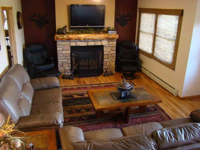 living room with fireplace decorating ideas Google Search