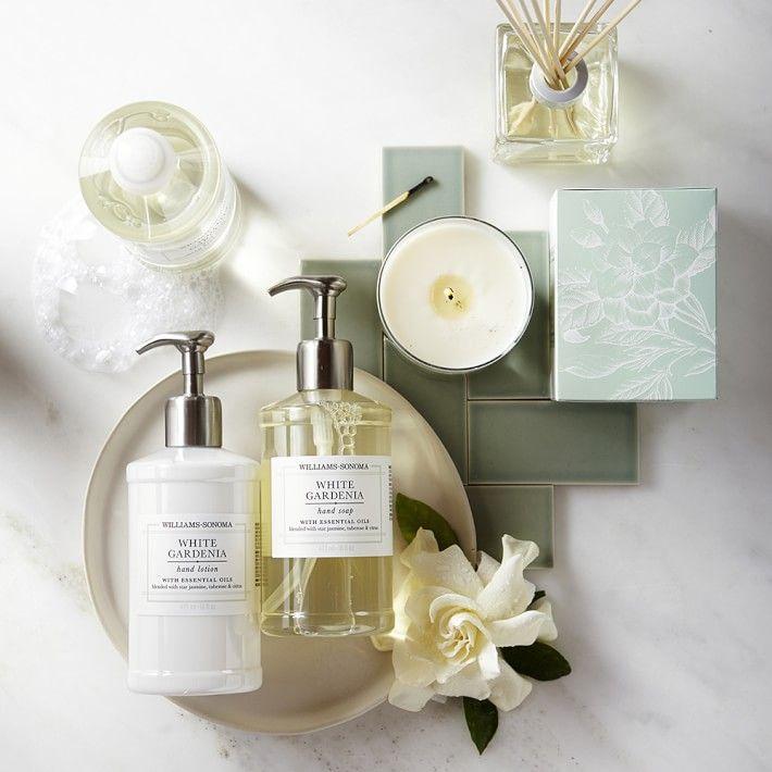 Williams Sonoma White Gardenia Essential Oils Collection