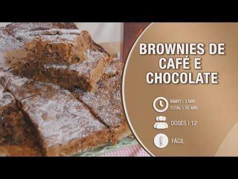donabimby: Brownies com Café e Chocolate