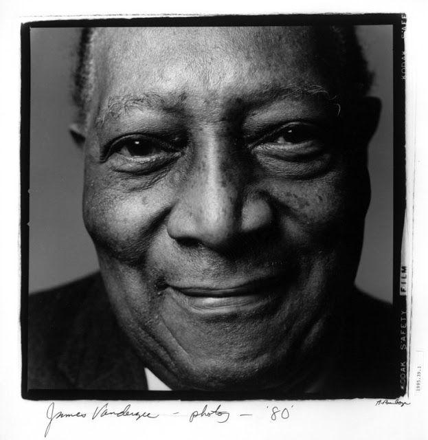 James Van Der Zee - Harlem Renaissance Photographer