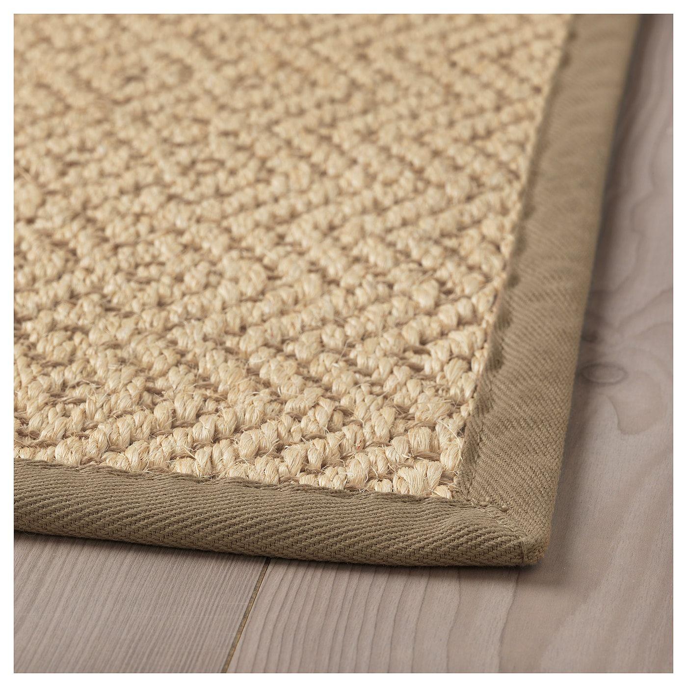 VISTOFT Tappeto, tessitura piatta naturale 170x240 cm