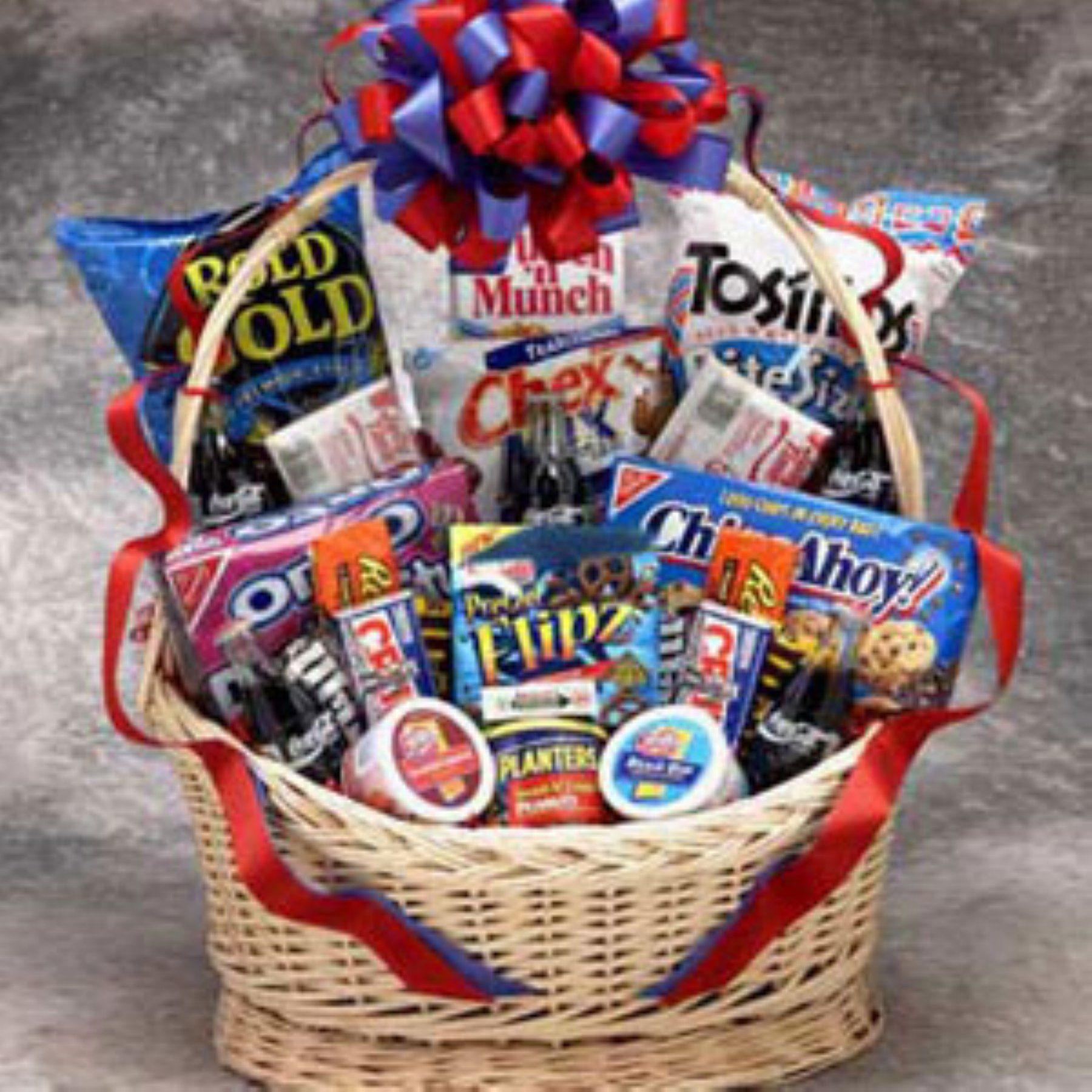 Coke Snack Gift Basket - 82020 | Pinterest