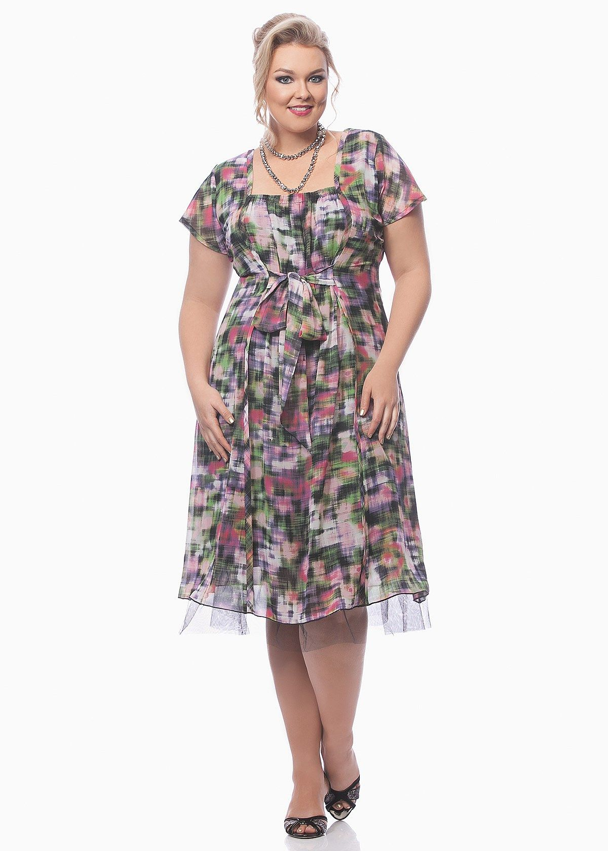 Plus Size Club Dresses Boutique