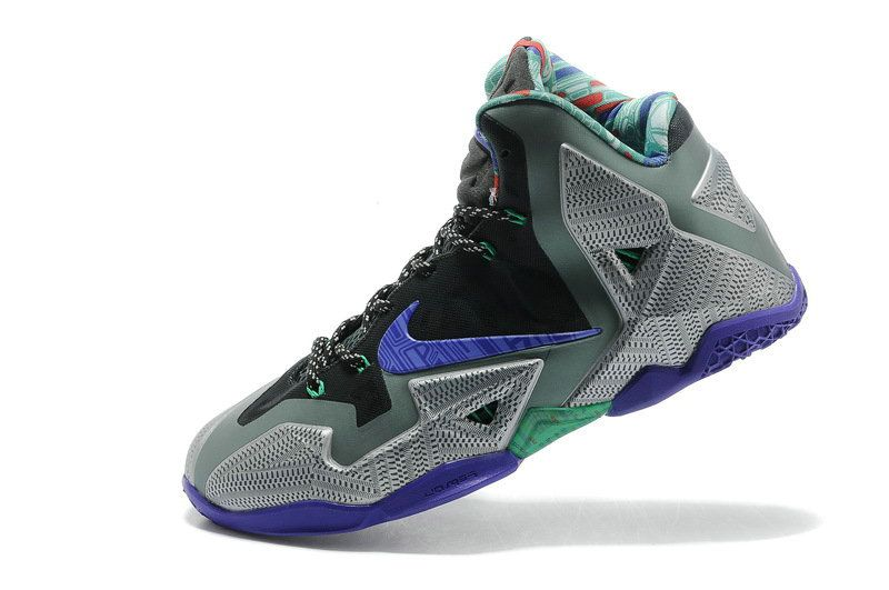 new style 0d7c9 5a5f9 Lebron 11 Armory Slate Colorway
