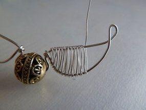 Photo of Goldene Schnatz-Halskette