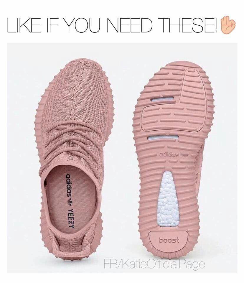 adidas boost roze