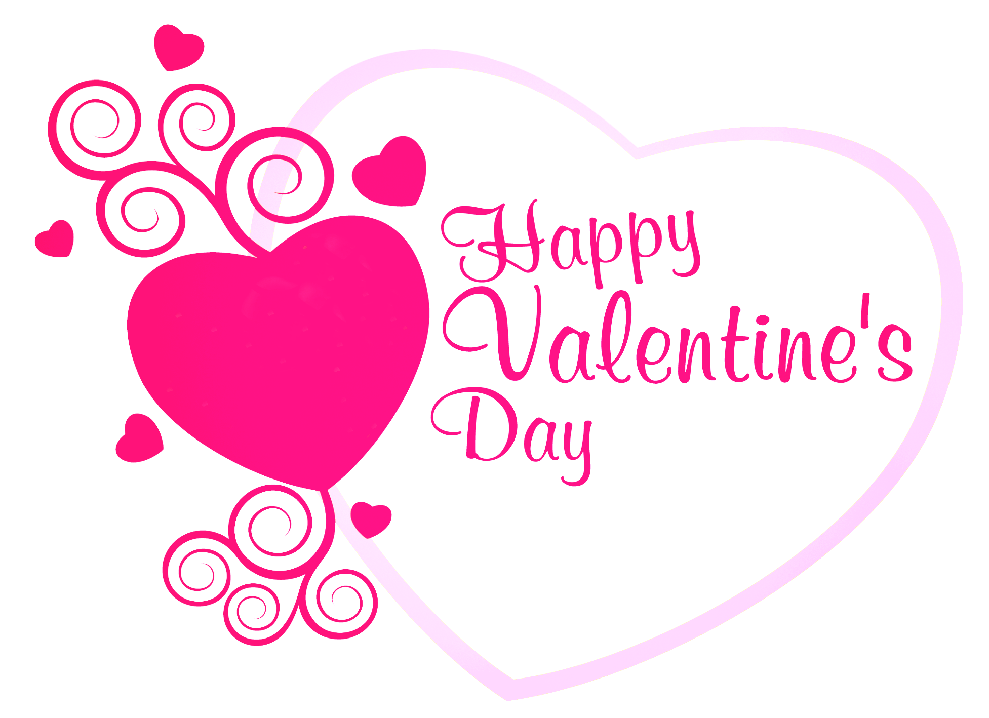 small resolution of heart clipart valentine s day 3 valentines hearts happy valentines day wishes valentine cupcakes
