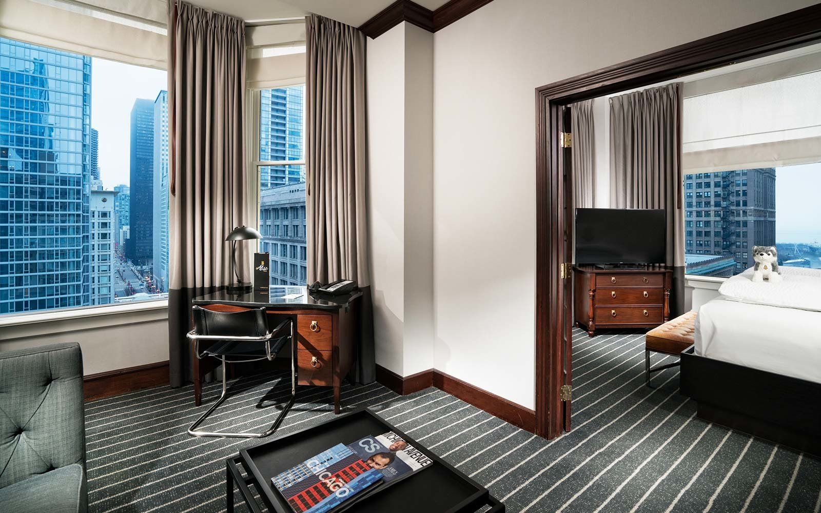 The 10 World S Best Hotels In Chicago 2017