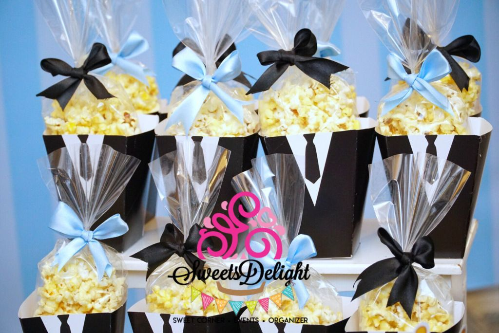 Boss Baby Dessert Table Sweets Delight Baby First