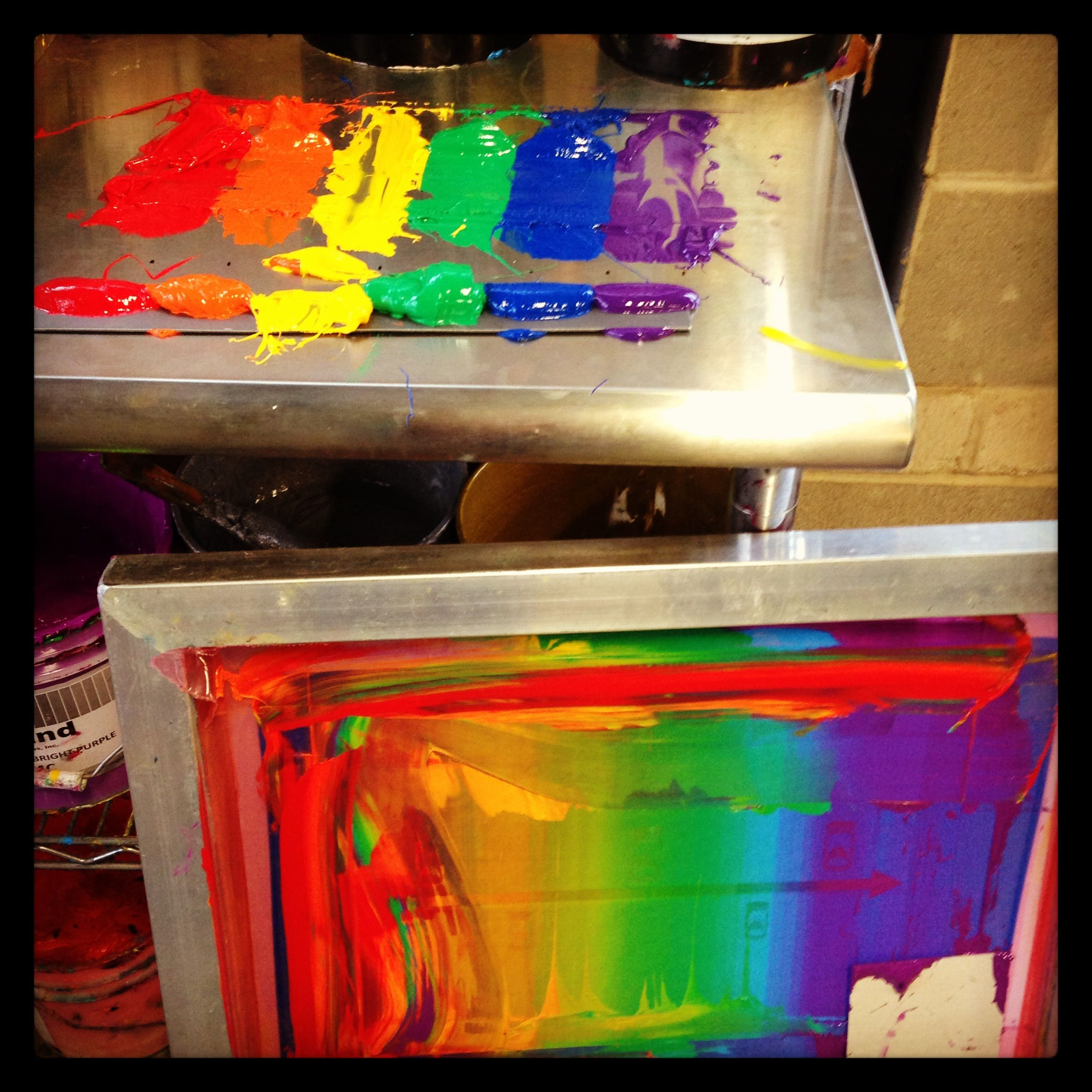 Color art st louis mo -  Custom Ink Shirtkong Screenprinting Adayinthelife Colors