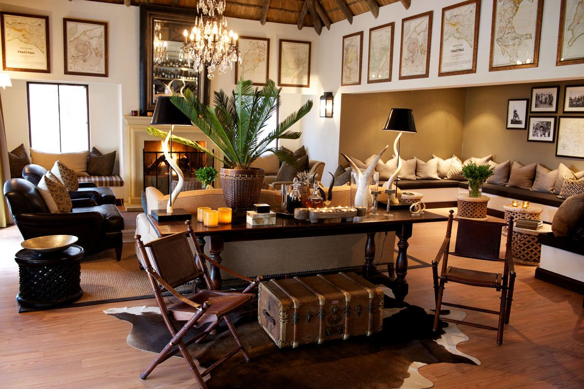 Londolozi Natural Furnishings With Images West Indies Decor