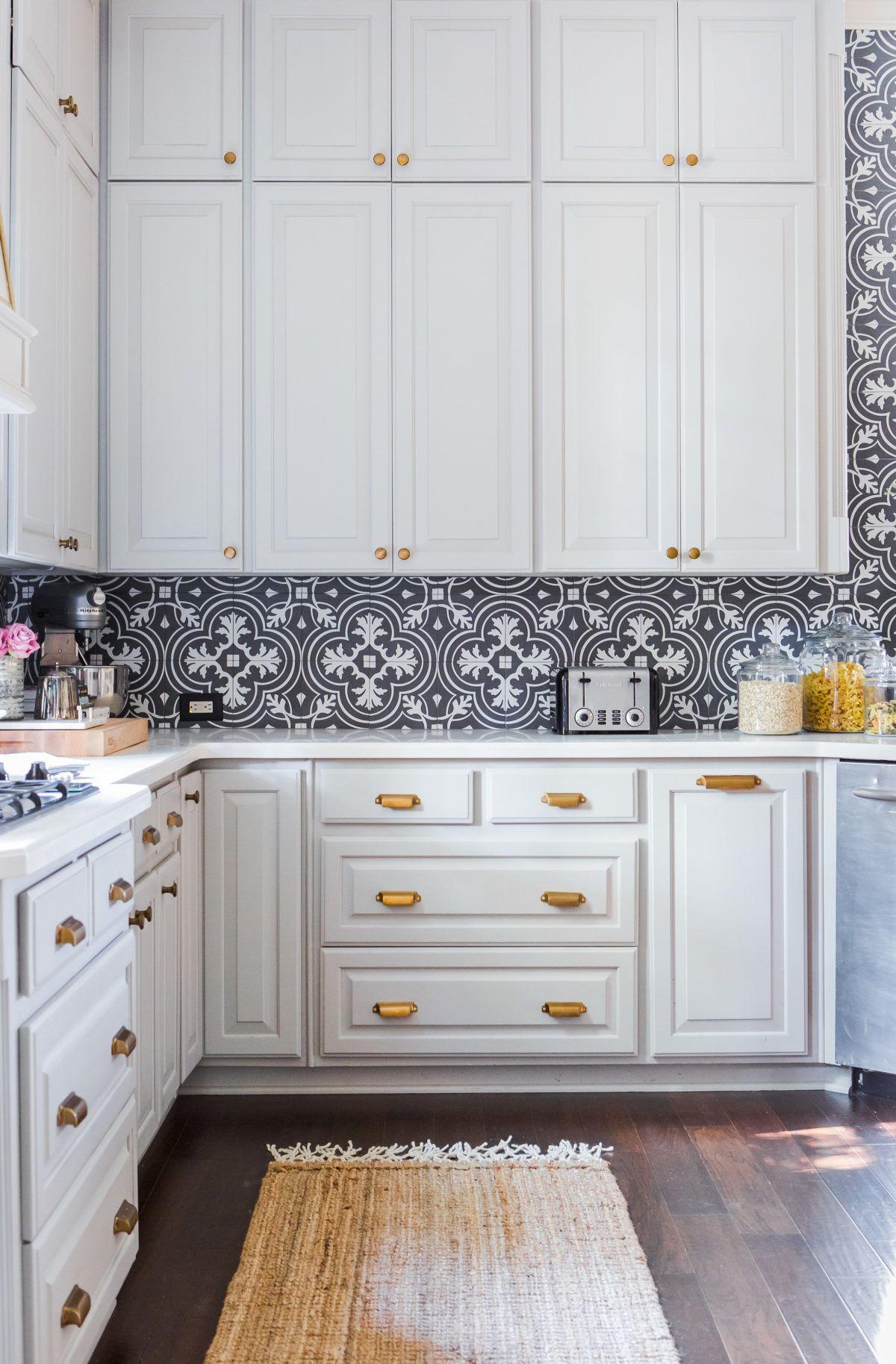 Kitchen The Renovation Reveal Hi Sugarplum Pottery Barn Kitchen Kitchen Remodel Kitchen Design