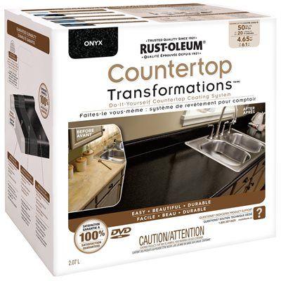 Rust-Oleum Do-It-Yourself Countertop Coating System