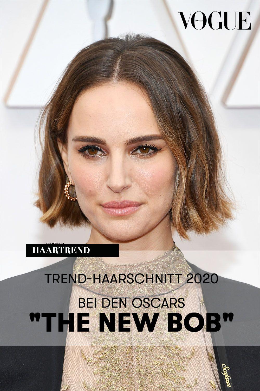 "The New Bob"" – Natalie Portman trägt den Trend-Haarschnitt 10"