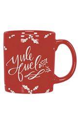 Primitives by Kathy 'Yule Fuel' Ceramic Mug