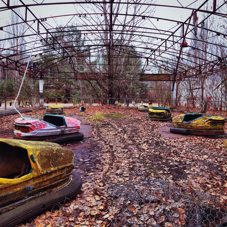 Pripyat Amusement Park. 11/16