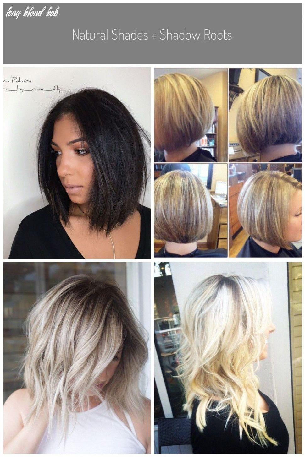 31++ Long blonde bob hairstyles information
