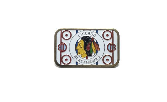 1993 BLACKHAWKS Pin NHL Limited Edition von RetroPixelsAndToys