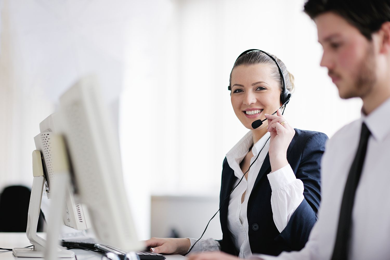 Call Center Training- Improve your phone skills, increase sales ...
