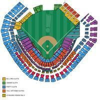 Seating Chart Of Safeco Field Texas Rangers New York Yankees Tickets Atlanta Braves